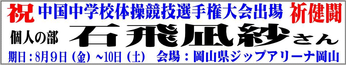 中国体操横断幕.png
