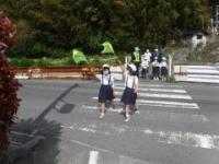 横断歩道(1)